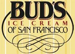 Bud's Ice Cream of San Francisco